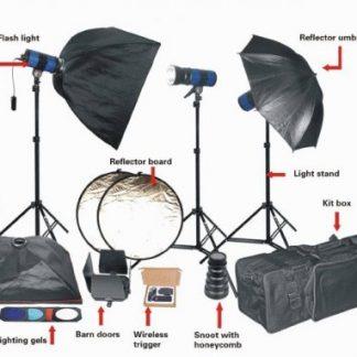 Complete Flash Strobe Sets