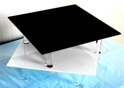 NEW Black/White Photography reflective Board Riser