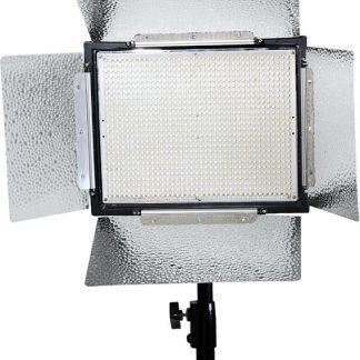 500 LED 3200K / 5500K Pro Video Dimmable LED Panel AC/DC Light