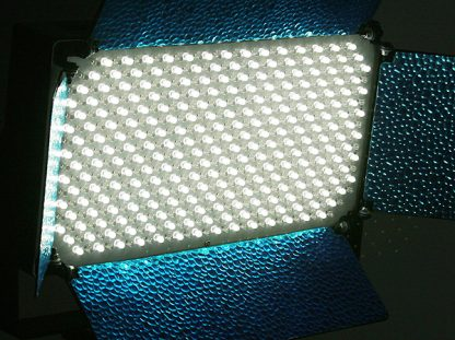 Pro 3 LED 500 Bi Color AC/DC Dimmable Video Light Panel Boom Sta