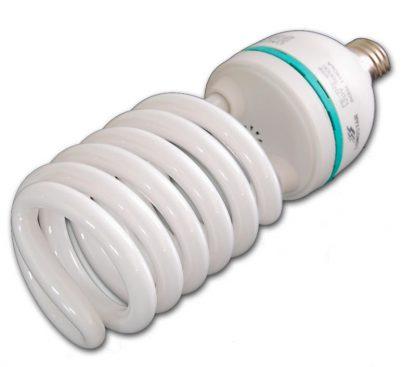 60 W fluorescent lamp 5500K Cool lighting Bulb