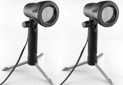 2 x Photo Studio Table top Light