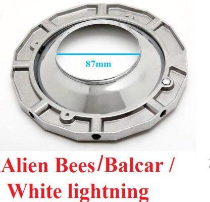 100% metal speedring for Alien Bees