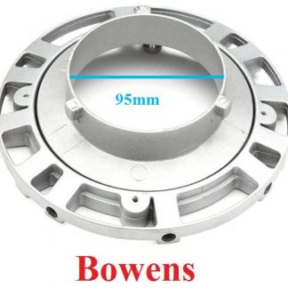 100% Metal Speed Ring for Bowens