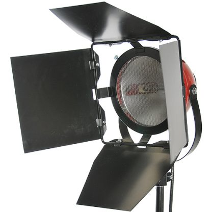 Pro Studio Video Red Dimmable 800W Video Light