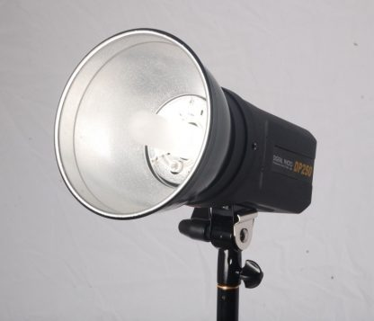 250W Flash Strobe Master Light Head