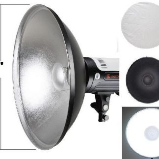"""28"""" Honeycomb grid Beauty Dish for Bowens"""