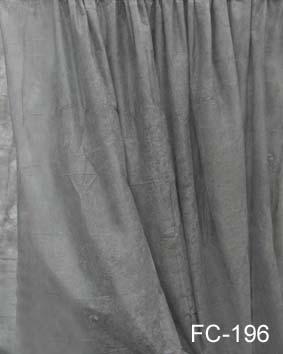 Solid Grey Fantasy Cloth 10'X20' Backdrop