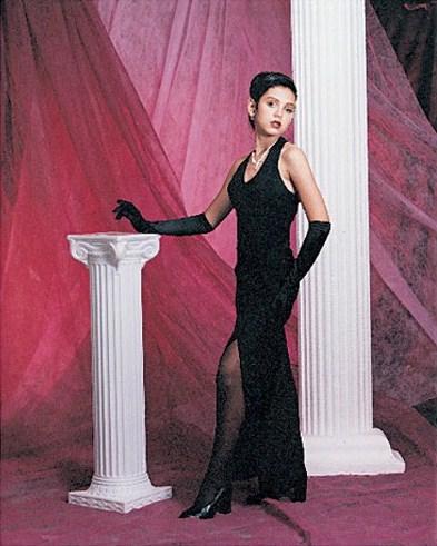 Dark Pink Fantasy Cloth 10'x20' Backdrop