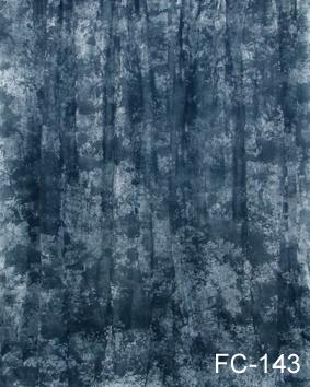 White Blue Marbled Fantasy Cloth 10'X20' Backdrop