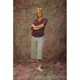 Green Pink Marbled Fantasy Cloth 10'x20' Backdrop