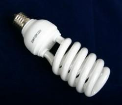 45W fluorescent lamp 5500K Cool lighting Bulb