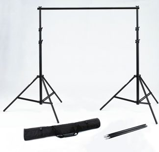 10'X10' Professional Backdrop Stands Kit