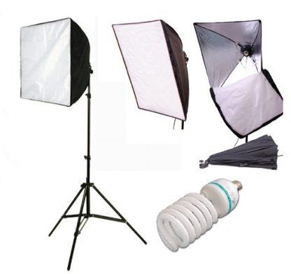 1600W Softbox lighting Still life photography light