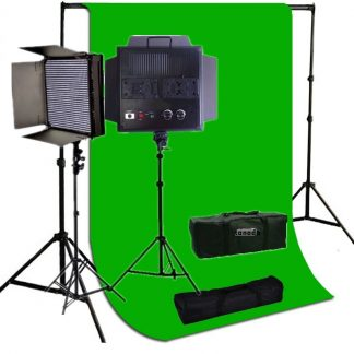 Pro 2x 1008 LED 3200K / 5500K Video Dimmable LED Panel AC/DC