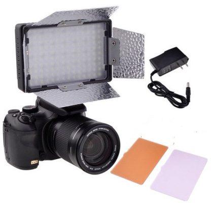 140-LED Camera Video Light DV Lamp Light Diffusers