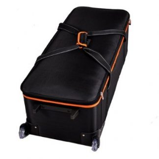 Large Studio Rolling Case for Light Kits- Trolley Case