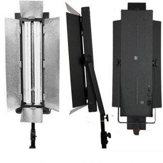 550 Watt Photo Studio Digital Video Lighting Fluorescent 2-bank