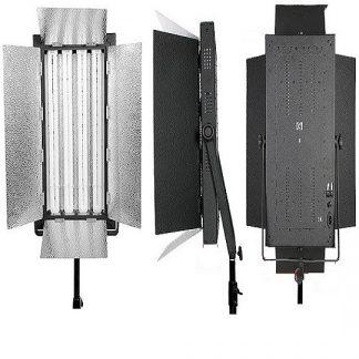 1250 Watt Studio Digital Video Lighting Fluorescent 4-bank