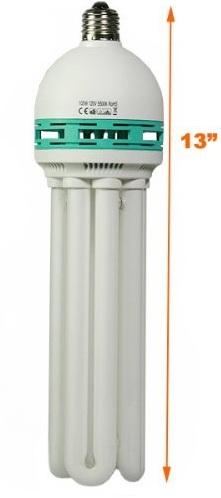 105W fluorescent lamp 5500K Cool lighting Bulb