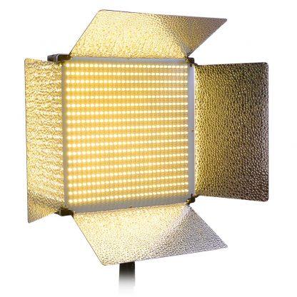 Pro 1008 LED 3200K / 5500K Video Dimmable LED Panel AC/DC Light