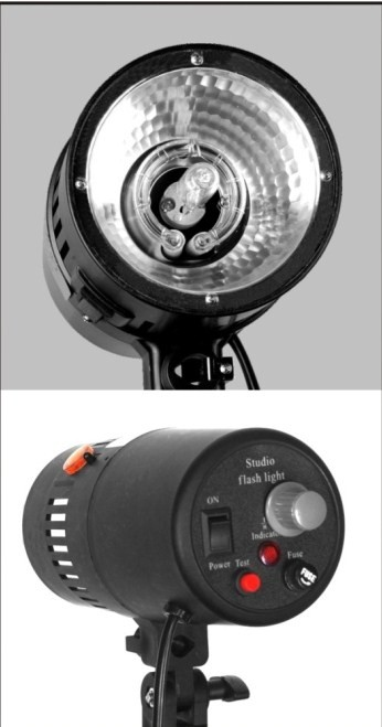150W Flash Strobe Master Light Head