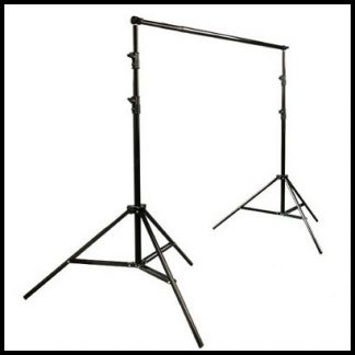 13.5' x 10' Profesional Backdrop stands kit