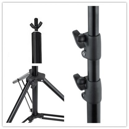 Replacement stand for backdrop support kit